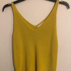 🍂SALE🍁Ann Taylor | Loft Rib Sweater Shell